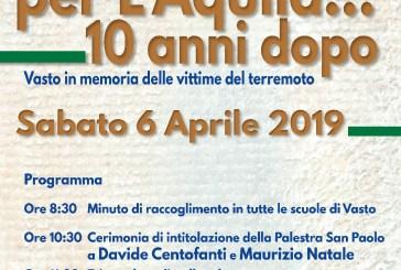 Sarà intitolata a Davide Centofanti e Maurizio Natale la palestra del quartiere San Paolo
