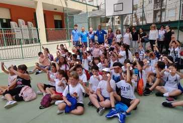 Il torneo di calcio della Scuola Spataro conclude l'attività Bacigalupo Calcio Vasto