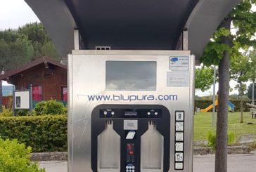A Montenero il primo distributore di acqua microfiltrata naturale e gassata