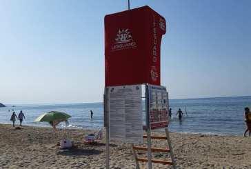 Punta Penna, con i bagnini è una estate sicura