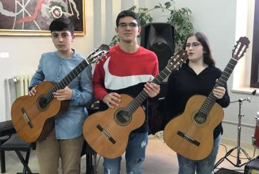 Nuovi successi per gli allievi della Scuola Civica Musicale di Vasto