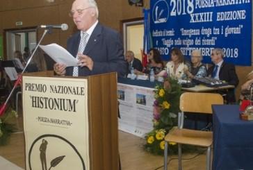 Il Prof. Alfiero Luigi Medea riceve il