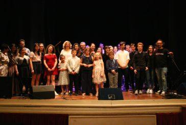 Grande successo per il Concerto finale degli allievi della Scuola Civica Musicale