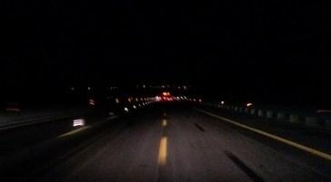 A14, chiusura notturna tra Ortona e Val di Sangro