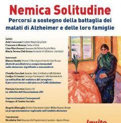 """Oggi il quinto convegno del progetto """"Caffè Alzheimer"""""""