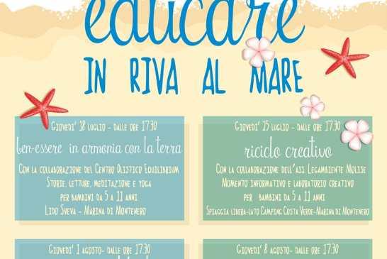 Locandina_ Educare in Riva al Mare