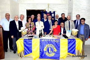 Antonio Cocozzella è il nuovo presidente dei Lions Club San Salvo