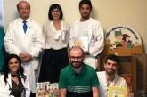 La Metamer dona cento libri per i bambini ospiti della Clinica pediatrica di Chieti