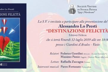 Ai Giardini di Palazzo d'Avalos la presentazione del libro