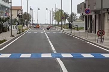 Prorogata fino al 15 settembre l'isola pedonale in via Vespucci a San Salvo Marina