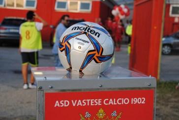 Vastese, all'Aragona test contro Il Delfino Flacco Porto