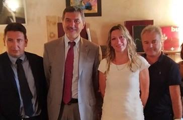 Francesco Prospero vicepresidente provinciale di FdI, soddisfatti gli amministratori del Vastese