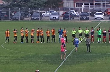 Sorpresa, la Vastese ferma il Benevento (3-3)