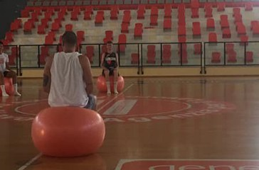 Basket, sospese tutte le attività fino al 4 marzo