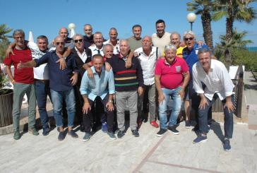 La Vastese e la rimpatriata della squadra della fine degli anni ottanta
