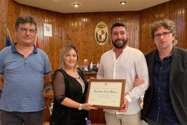 La Bacigalupo Vasto Marina premiata in Municipio