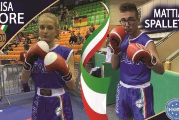 Campionato Europeo Juniores Wako di kick boxing: brilla la giovane vastese Lisa Fiore