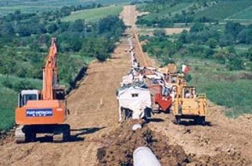 Il Molise valuta la sospensione dei lavori del metanodotto Larino-Chieti, Legambiente: