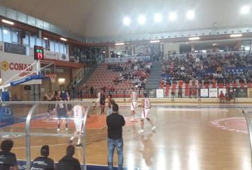 Vasto Basket, oggi è derby con il Lanciano