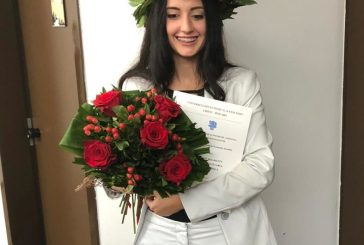 Tanti auguri alla neo dottoressa Maria Elena D'Aurizio