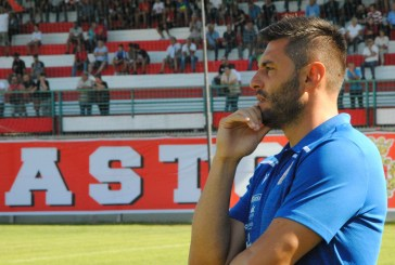 E' ufficiale, s'interrompe il rapporto con Amelia. E' Massimo Silva il nuovo allenatore della Vastese Calcio