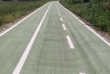 Via Verde, Taglieri: