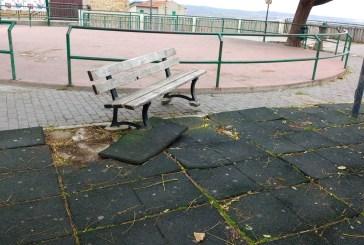 Montenero, al via i lavori di riqualificazione del parco giochi nella zona