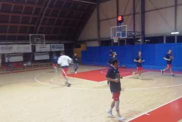 Ge.Vi Vasto Basket, a Pesaro una sconfitta che brucia
