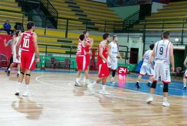 Basket, San Benedetto amara per la Ge.Vi Vasto