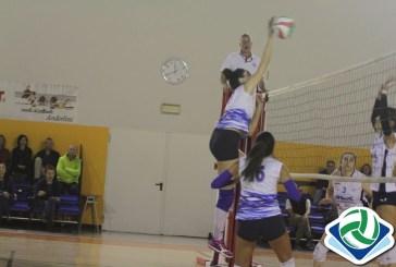 LaSan Gabriele Pallavolo Vastobatte la Dannunziana Volley School