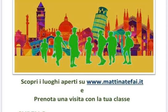 Locandina Mattinate FAI 2019 Vasto-Cupello