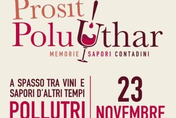 A Pollutri l'appuntamento conProsit! Polu Uthar- memorie e sapori contadini