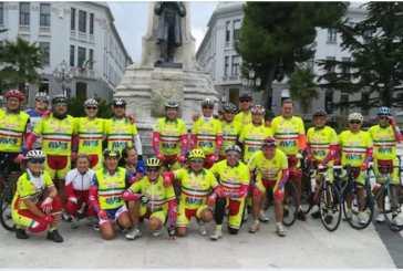Oggi la tradizionale pedalata del Ciclo Club Vasto
