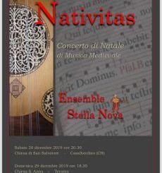 Tre importanti concerti per l'Ensemble Stella Maris