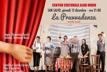 A San Salvo doppio appuntamento tra teatro e musica