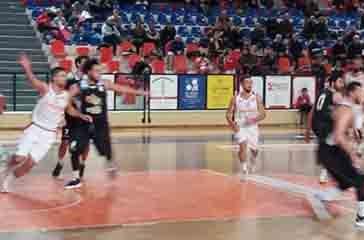 Vasto Basket, Spadaccini: