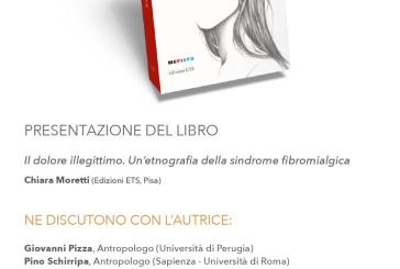Domani la presentazione del libro