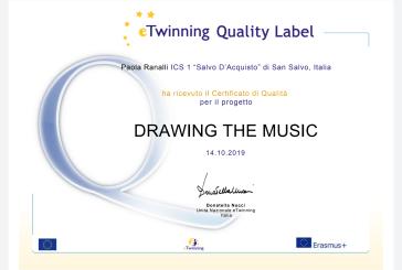 Certificati di qualità Nazionali e-Twinning: nuovo riconoscimento per la Scuola Primaria di via De Vito