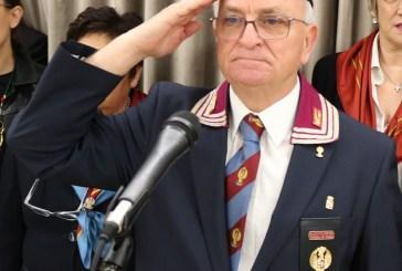 Il Commissario Marzella rieletto coordinatore delle associazioni Combattentistiche e d'Arma