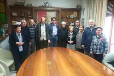 Vasto, incontro in Municipio con il nuovo Direttivo del Centro di aggregazione anziani