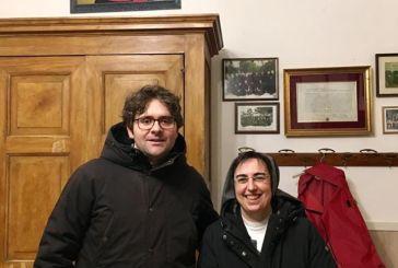 Il Sindaco Francesco Menna ha incontrato Suor Alessandra Smerilli
