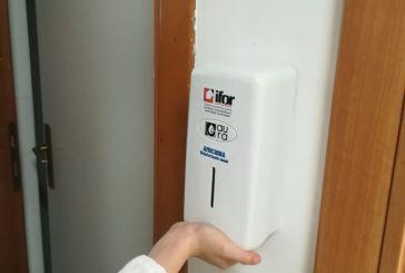 Il Comune di Cupello installa distributori di gel igienizzante