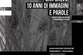 La mostra permanente con gli scatti di Giomix68 e la poesia di Marianna Della Penna