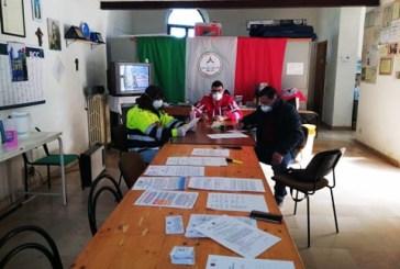 Casalbordino, Protezione Civile e Croce Rossa sempre più in sinergia per fronteggiare l'emergenza da Coronavirus