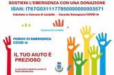 Lentella Solidale, un fondo di Emergenza Covid-19