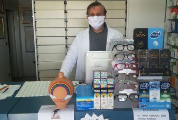 Covid-19, nei negozi di Pollutri salvadanai per una raccolta fondi: acquistati 43 saturimetri