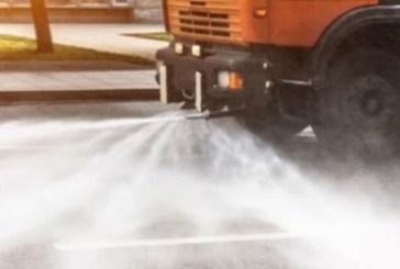 A Casalbordino continua la sanificazione delle strade