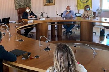 Dieci sindaci del Vastese: