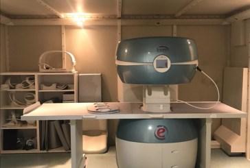 A San Salvo installata la nuova risonanza magnetica. Al via i primi test di prova