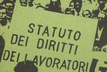 50° anniversario dello Statuto dei Lavoratori, il messaggio del segretario della Cgil Abruzzo Molise